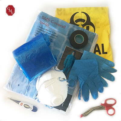 Biosecurity Personal Protection Pack